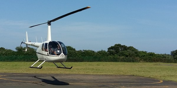 helicopter charter based in Durban - JNC Helicopters